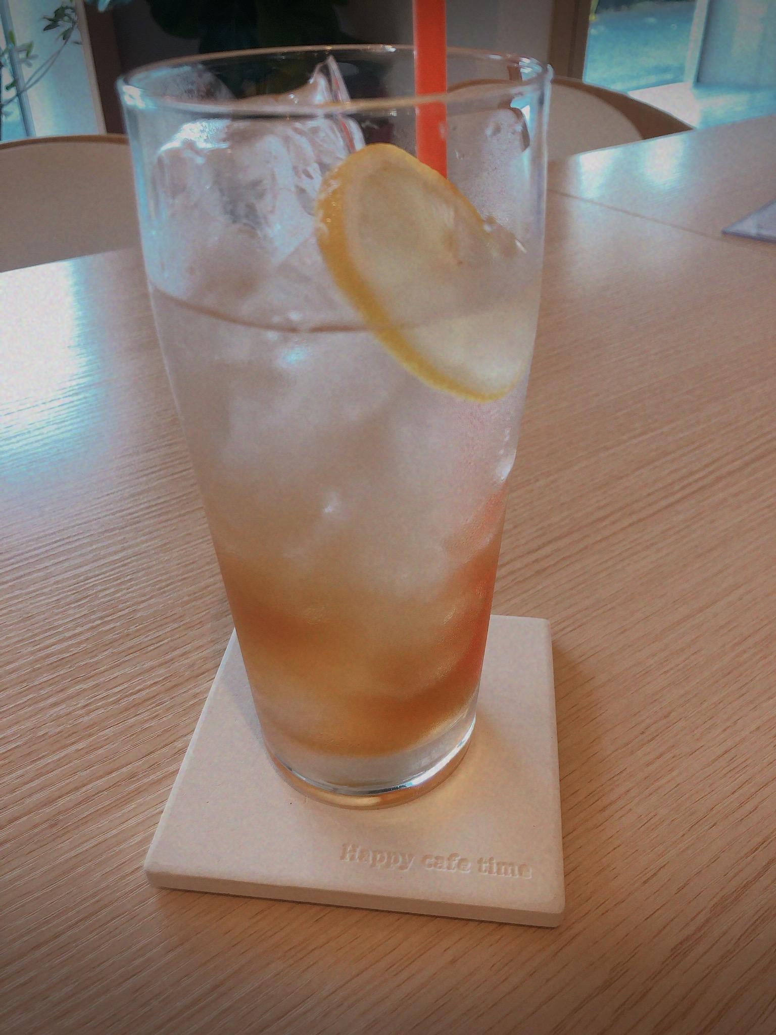 レモンティースカッシュ