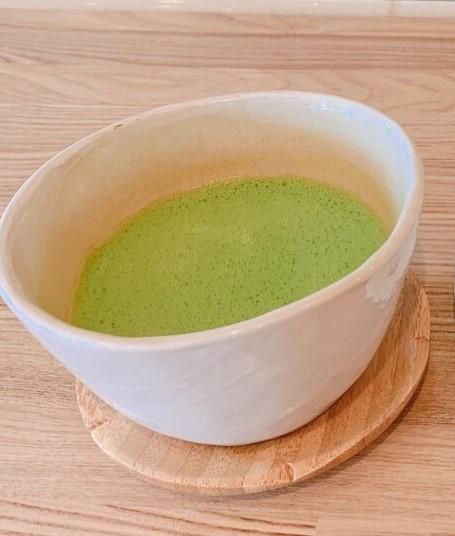 抹茶(茶筅で点てます)