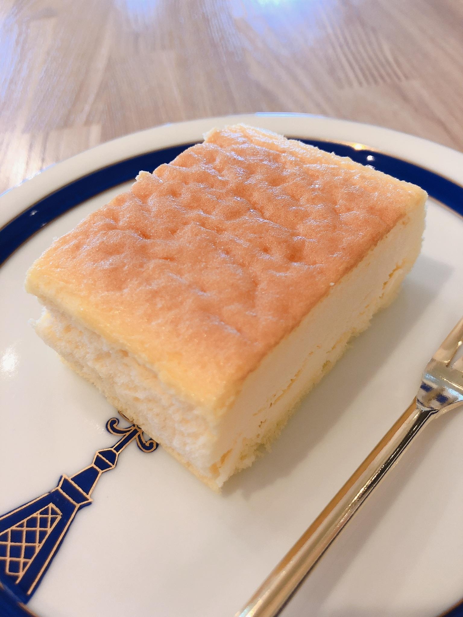 ケーキ(ベイクドチーズ)